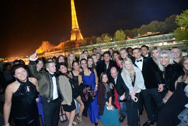 SOIREE DES FINALISTES BATEAUX MOUCHES – PARIS – FINALE MAI 2015
