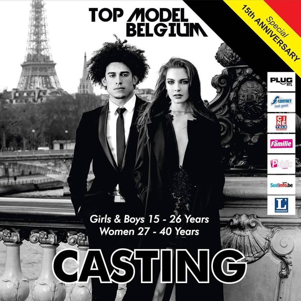 Top Model Belgium # Modele Porte Tele